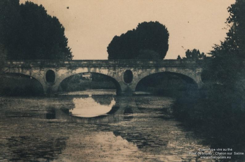 Pont à Chalon