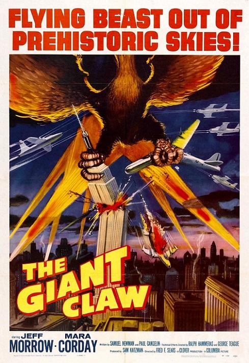 VIDÉO - The Giant Claw (1957) dans Cineteek S9W6Jb-1