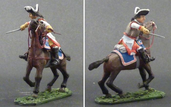 Warburg 1760 - duel de cavalerie en 28mm 20051201505510262916792887