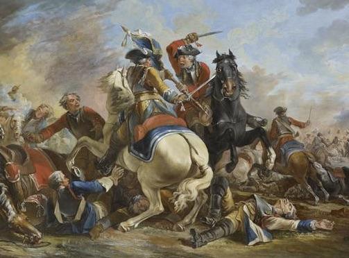 Warburg 1760 - duel de cavalerie en 28mm 20051206053710262916793164