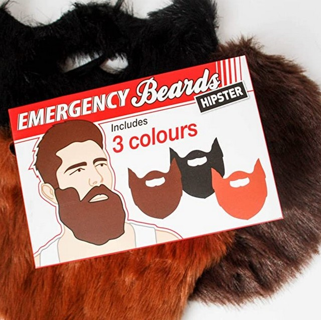 fausse barbe