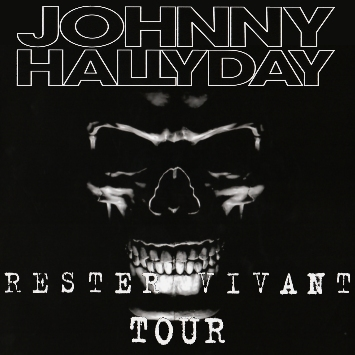 Johnny Hallyday Rester Vivant Tour Theatre de Paris