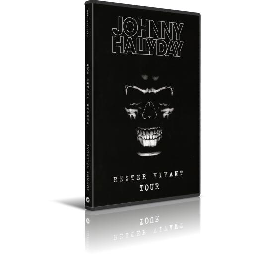 Johnny Hallyday Rester Vivant Tour Theatre de Paris