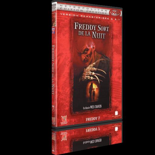 Freddy 7 Freddy sort de la nuit