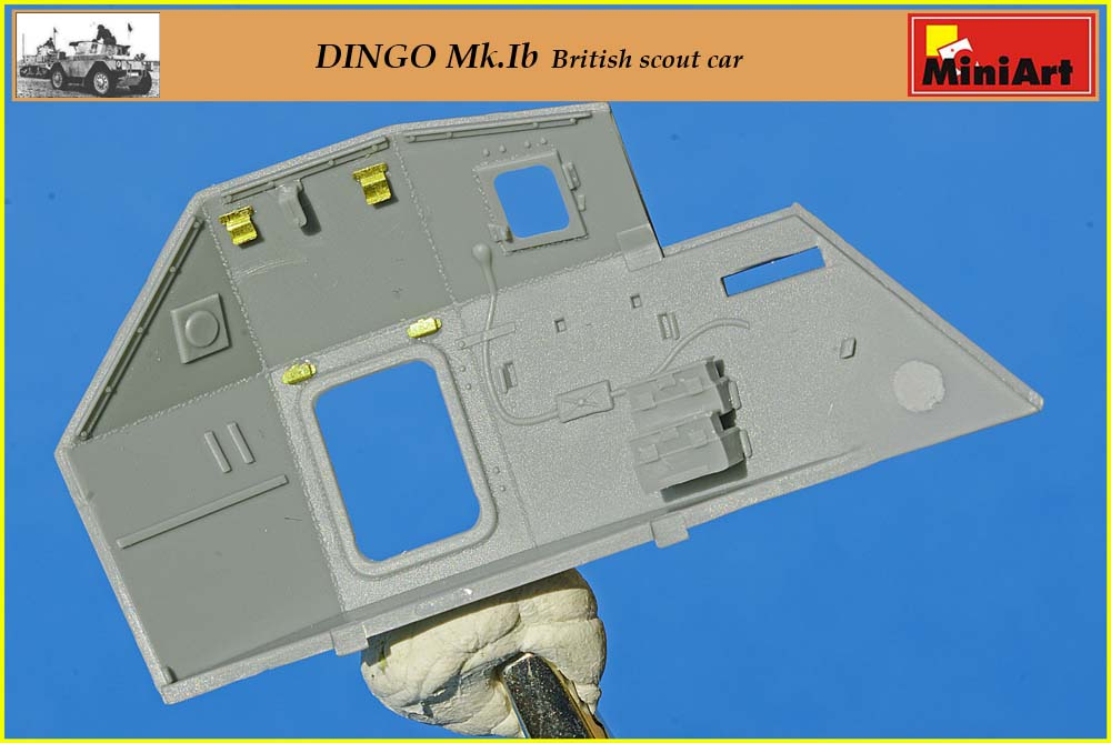 [Terminé] DINGO Mk.Ib British scout car ÷ MiniArt ÷ 1/35 2005160913235585016799141