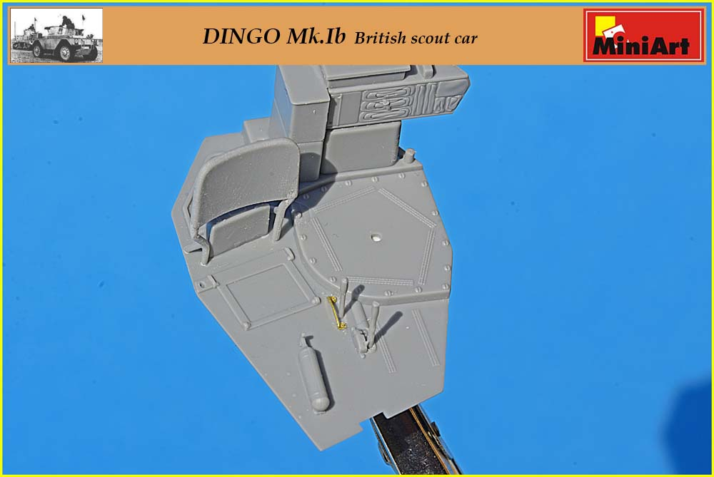 [Terminé] DINGO Mk.Ib British scout car ÷ MiniArt ÷ 1/35 2005160913245585016799143