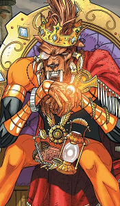 The Book of Larfleeze [par STARGRAVE, P. Plon. Okaara, 2020, 1p.] 20051609502724474816799169