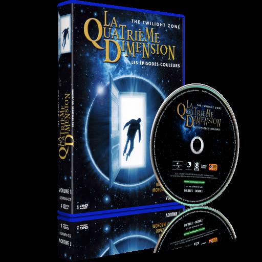 The New Twilight Zone La quatrième Dimension VOL 1