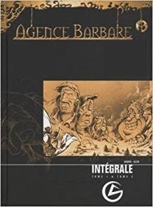 Agence Barbare (Integrale T01 et T02)