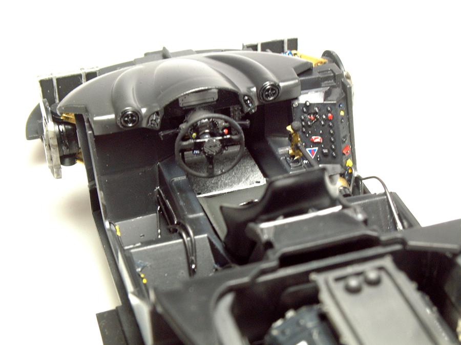 """Mc Laren F1 GTR """"Le Mans 97"""" - 1/24e [Aoshima] RNCDJb-mclaren-interieur11"""
