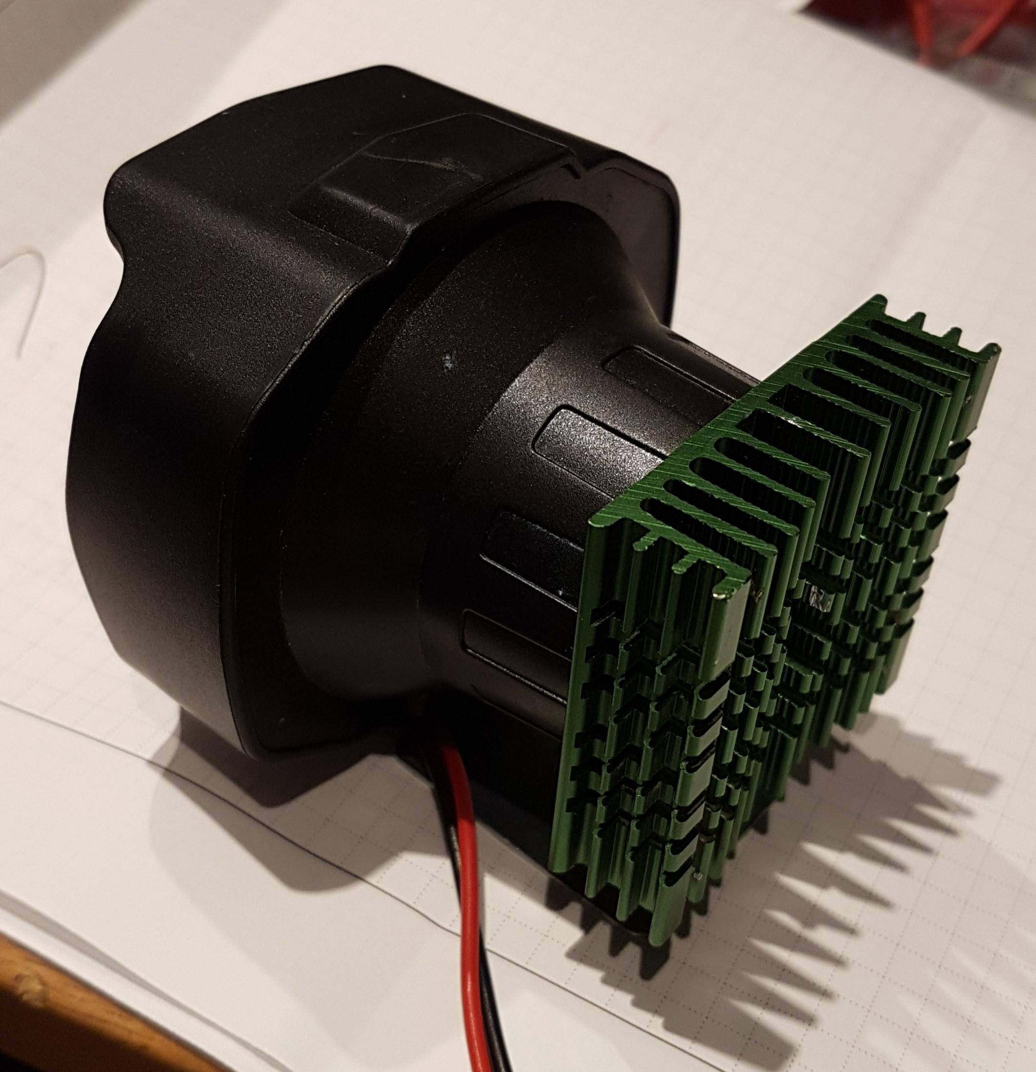 Test d'une lampe VAE low cost 20052907261812779416818185