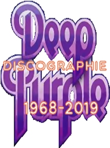 Deep Purple - Discographie (1968-2019)