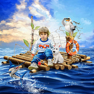 A DAY OF FISHING - lundi 1er juin / monday june 1st 20060309391719599816830361