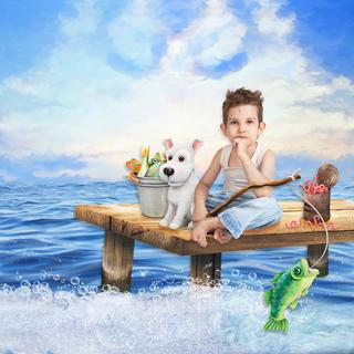 A DAY OF FISHING - lundi 1er juin / monday june 1st 20060309392419599816830363