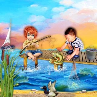 A DAY OF FISHING - lundi 1er juin / monday june 1st 20060309393119599816830368