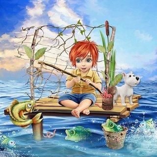 A DAY OF FISHING - lundi 1er juin / monday june 1st 20060309393619599816830372