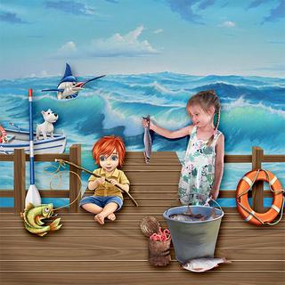 A DAY OF FISHING - lundi 1er juin / monday june 1st 20060309394019599816830374