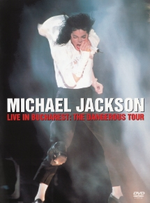 Michael Jackson Live In Bucharest The Dangerous Tour