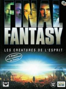 Final fantasy les créatures de l'esprit