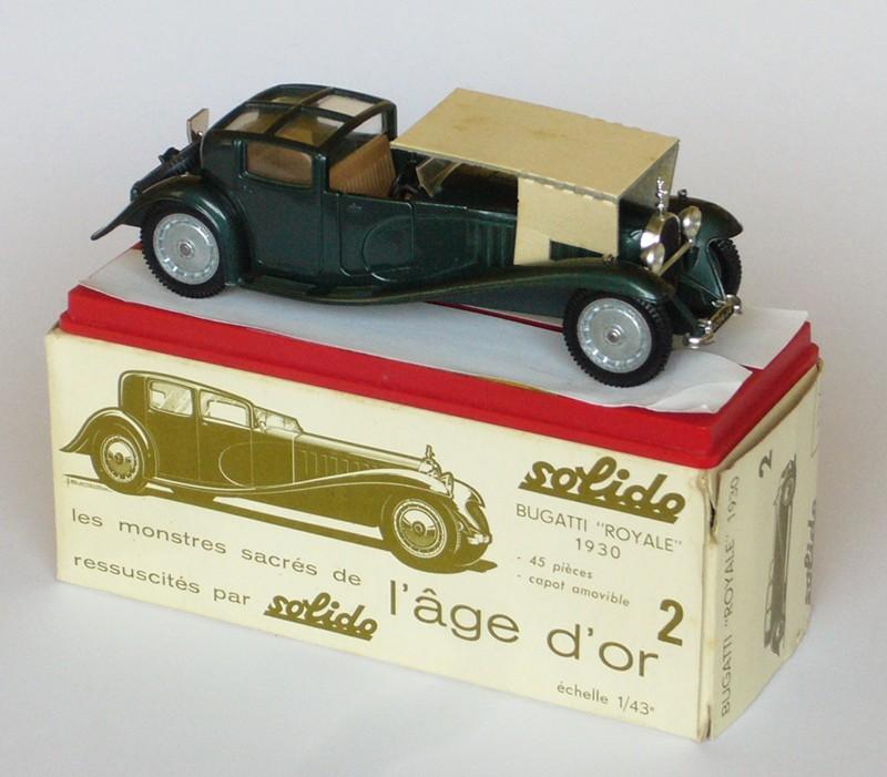 #2086 Bugatti Type 41 Solido découverte 2 web