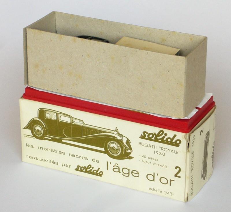 #2086 Bugatti Type 41 Solido découverte 1 web