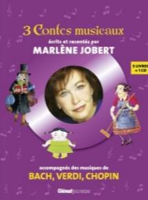 Les Plus Beaux Contes du monde  Marlène Jobert