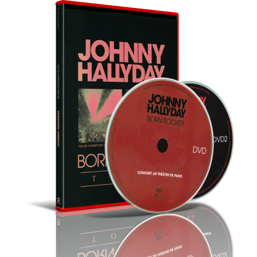 Johnny Hallyday - Born Rocker Tour au Théâtre de Paris
