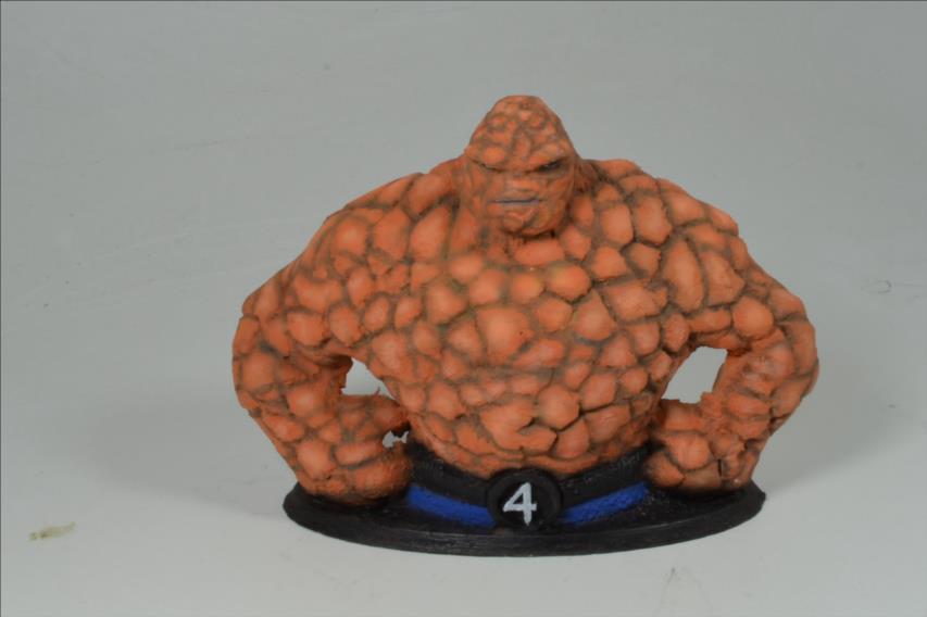 Figurine Marvel 3D 20060509540222494216835220
