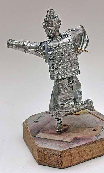 Samouraï archer Pegaso 90 mm : terminé 20060812484214703416839553