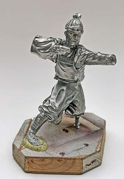 Samouraï archer Pegaso 90 mm : terminé 20060812484214703416839555