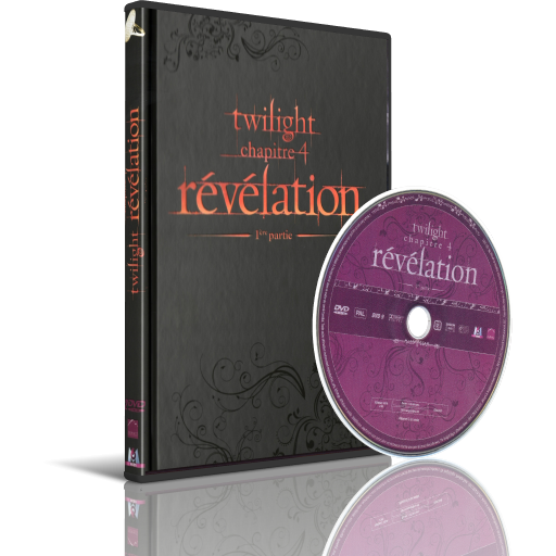 Twilight Chapitre 4 Révélation 1ère partie