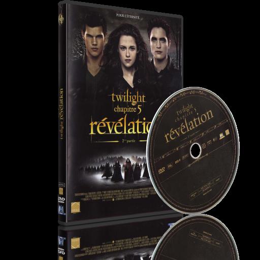 Twilight Chapitre 5 Révélation 2ème partie