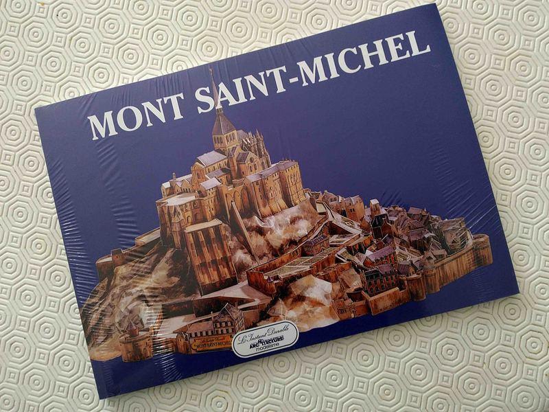 LE MONT ST MICHEL  Ech : 1/500 20060901141723648416841873
