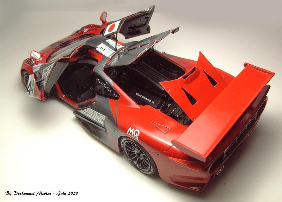 "Mc Laren F1 GTR ""Le Mans 97"" - 1/24e [Aoshima] ODcKJb-mclaren-fini16"