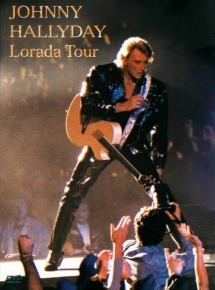 Johnny Hallyday Lorada Tour Bercy 95