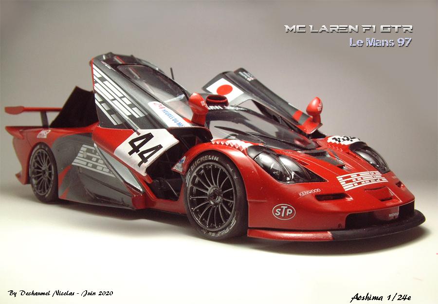 "Mc Laren F1 GTR ""Le Mans 97"" - 1/24e [Aoshima] DBcKJb-mclaren-fini1"