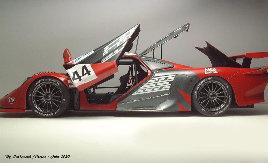 "Mc Laren F1 GTR ""Le Mans 97"" - 1/24e [Aoshima] EDcKJb-mclaren-fini13"