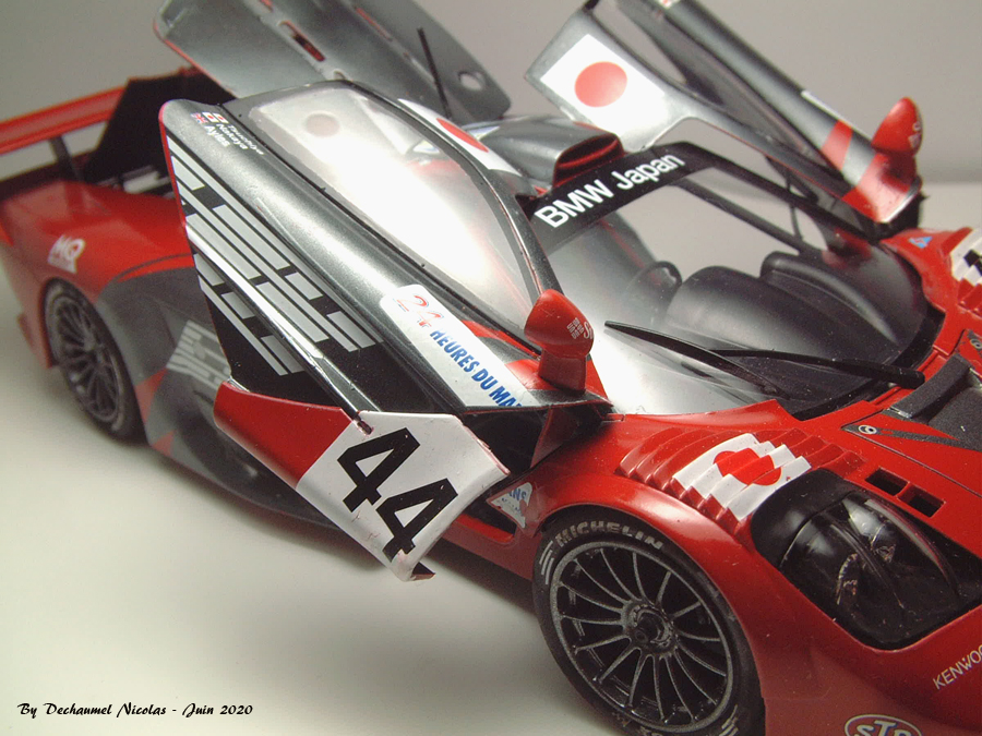 "Mc Laren F1 GTR ""Le Mans 97"" - 1/24e [Aoshima] IFcKJb-mclaren-fini23"
