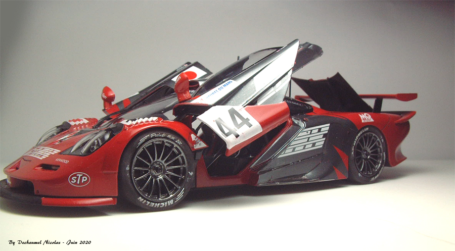 "Mc Laren F1 GTR ""Le Mans 97"" - 1/24e [Aoshima] WBcKJb-mclaren-fini4"