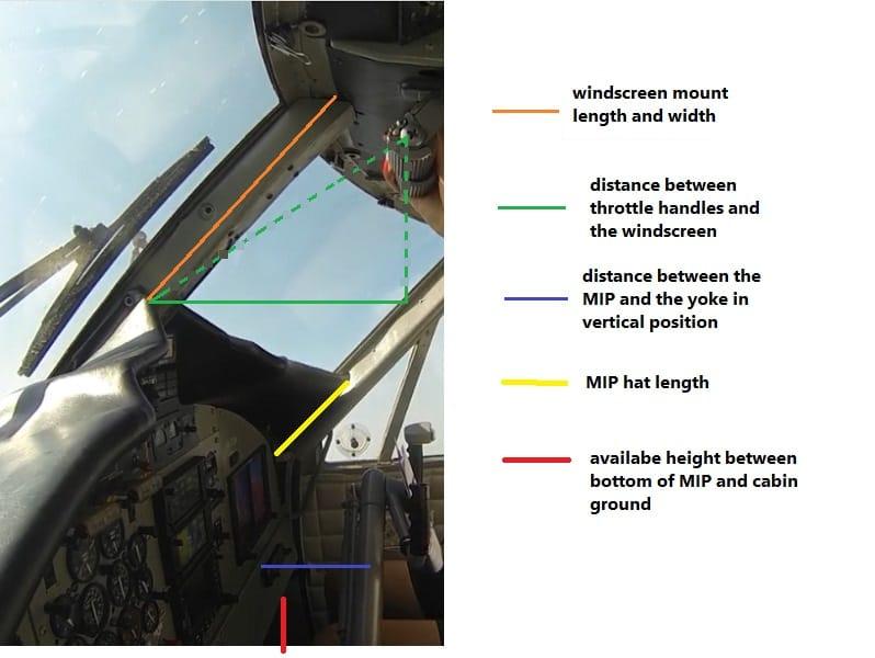DHC-6 measurement