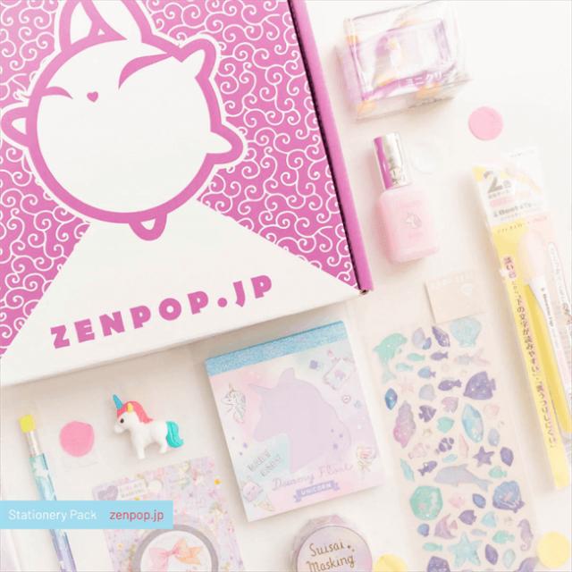 zenpop licornes
