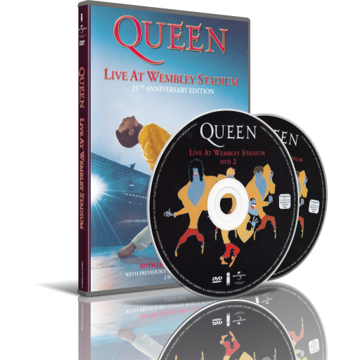 Live At Wembley Stadium - Edition 25ème Anniversaire