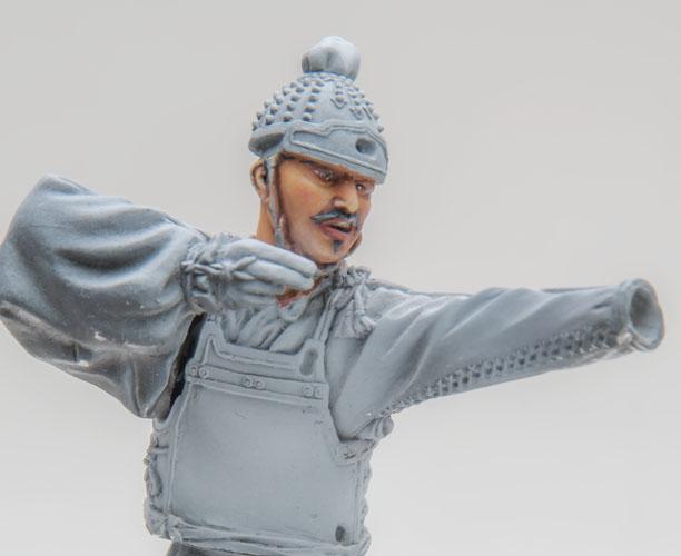 Samouraï archer Pegaso 90 mm : terminé 20061906494014703416862465