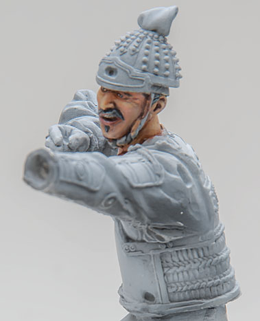 Samouraï archer Pegaso 90 mm : terminé 20061906494114703416862467