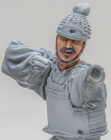 Samouraï archer Pegaso 90 mm : terminé 20061906494114703416862468