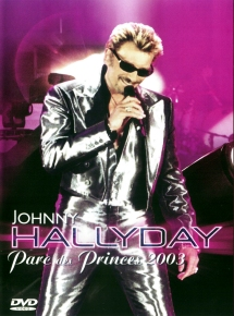 Johnny Hallyday Parc des Princes 2003