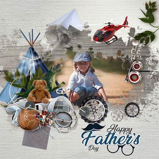 HAPPY FATHER DAY - jeudi 18 juin / thursday june 18th 20062211035619599816867478