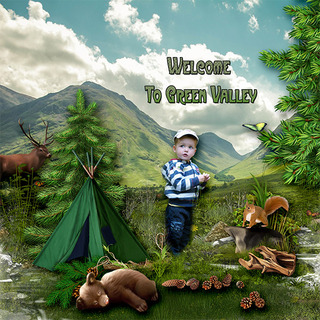 WELCOME TO GREEN VALLEY -  lundi 22 juin / monday june 22th 20062211280019599816867517