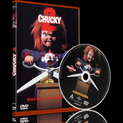 Chucky 2 la poupée de sang
