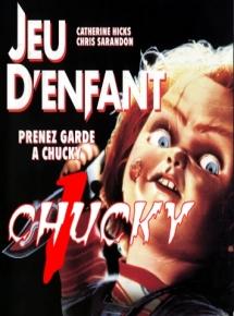 Chucky 1 jeu d'enfant